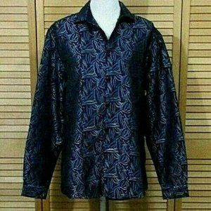 Inc International Concepts Shirt Jacket Size M